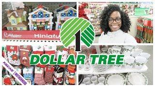 Dollar Tree Christmas 2019🌲Shop with me Dollar Tree Haul   Christmas Decor and Stocking Stuffers