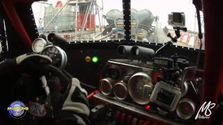 Drag Power Show Chambley 2014 - + Onboard MSDR Full HD Pure Sound