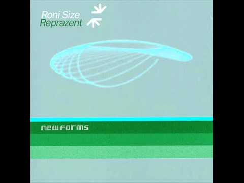 Roni Size - Watching Windows - New Forms