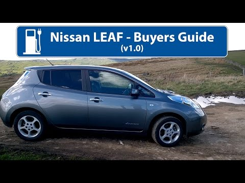 Nissan LEAF - Buyers Guide (v1)