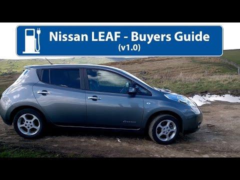 Nissan LEAF - Buyers Guide (v1)