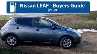 Nissan LEAF - Buyers Guide (v1) thumbnail