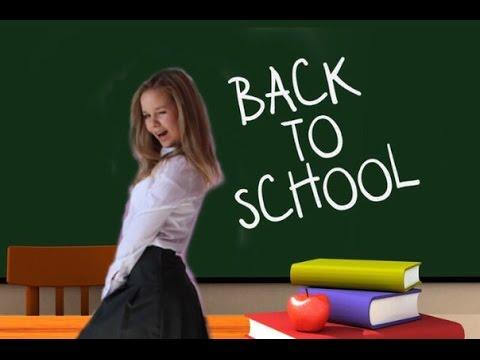 видео: back to school по-русски! Снова в Школу! 1 сентября !