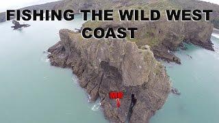 Fishing The Wild West Coast