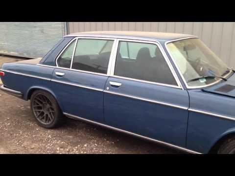 1972 BMW E3 Bavaria LS1 T56 Swap