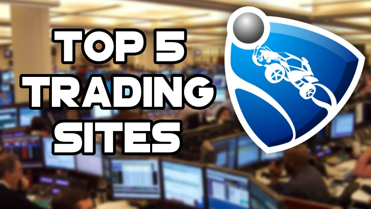 Top 5 Rocket League Trading Websites - YouTube
