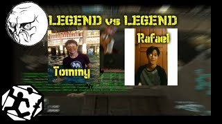 ►●Crossfire Philippines✔● | Solo Parkour #14✔ | Rafael (Qupx) vs Tommy (-lSDl-Tommy)