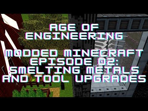 AoE Ep2: Smelting Metals And Tool Upgrades