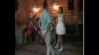 ирландский свадебный танец (невеста потеряла туфельку:)))