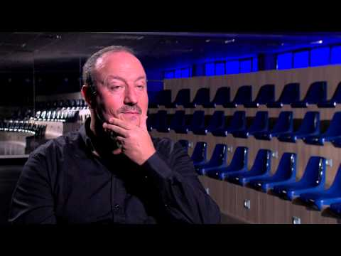 Rafa Benitez on Champions League Final 2005