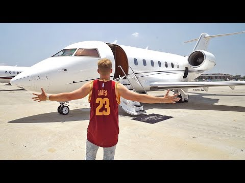 Thumbnail: $25M DOLLAR PRIVATE JET