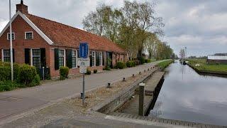Northern Holland - Hikin' Noordlaren, Midlaren & their Countryside [Apr. 21, 2017]