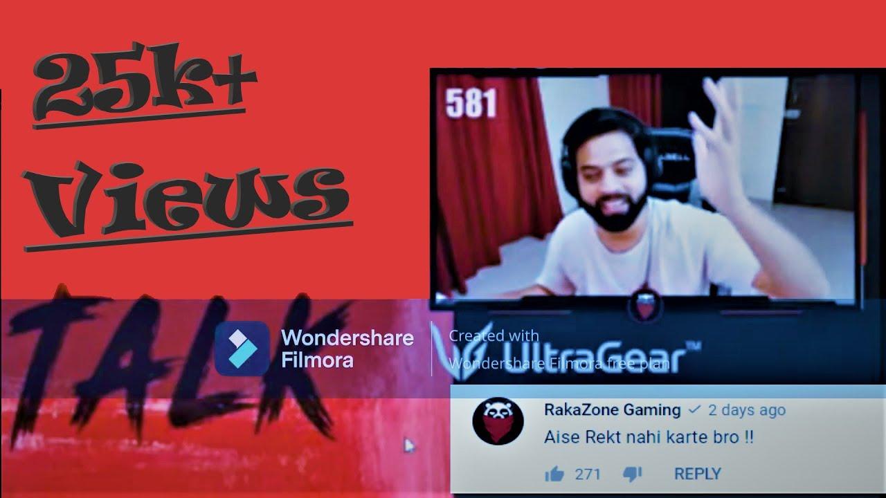 Download @RakaZone Gaming  reaction ON REAL TALK - @Naqab Dhaari x @Rakshak YT (Gavi) FULL VIDEO #MeGNeT0