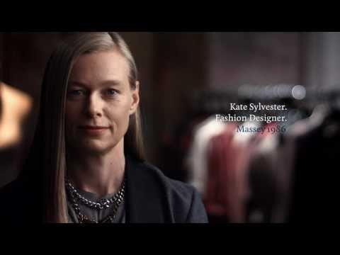 Kate Sylvester - Massey University, The engine of new New Zealand