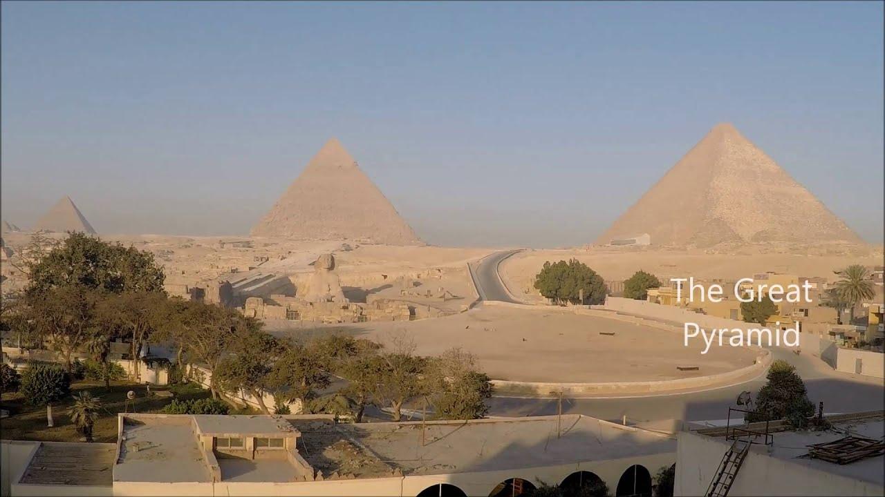 Sound of the Great Pyramid - Звучание пирамиды Хеопса.