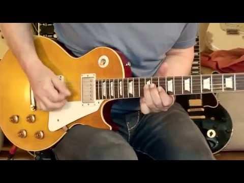 "(No.2) 2014 Gibson Les Paul ""Collector's Choice 15 Aged"" (CC-15 A) ""Greg Martin"""