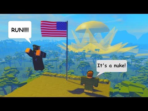Roblox Exploiting - War Game Destruction |