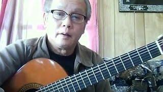 SOLO không cần Tab, Nốt Nhạc - SLOW ROCK (Bao Hoang Guitar)