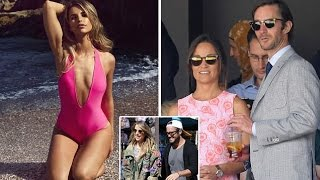 Pippa Middleton 'BANS model Vogue Williams from her wedding'