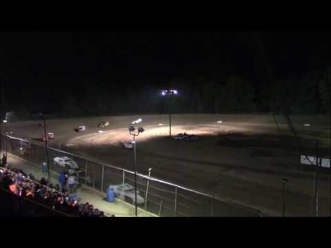 Butler Motor Speedway UMP Modified Feature 7/8/17