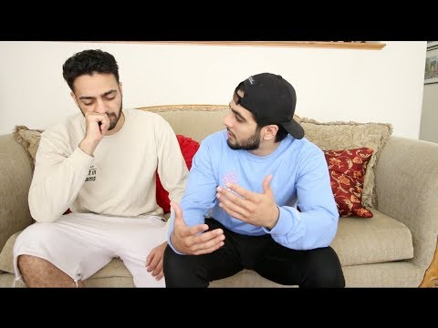 FACE TO FACE WITH MY BROTHER FOR THE FIRST TIME (Family Drama) Ahmed & Wajeeh