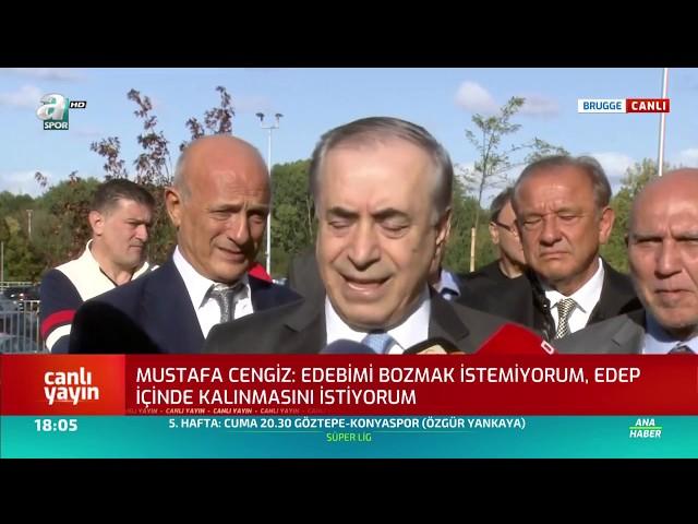 Mustafa Cengiz'den Ali Koç'a Sert Yanıt!