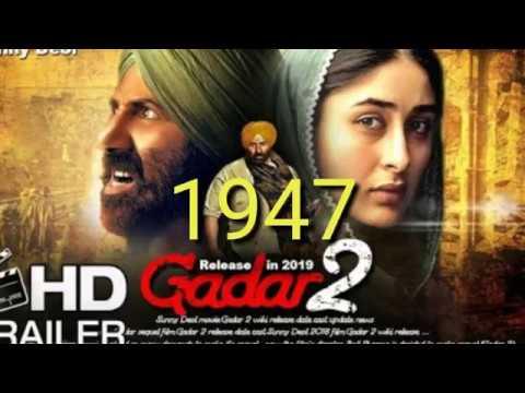 gader-2-trailer-|-sanny-deol-|-anil-sharma|anushka-kapoor|release-date-|-2019