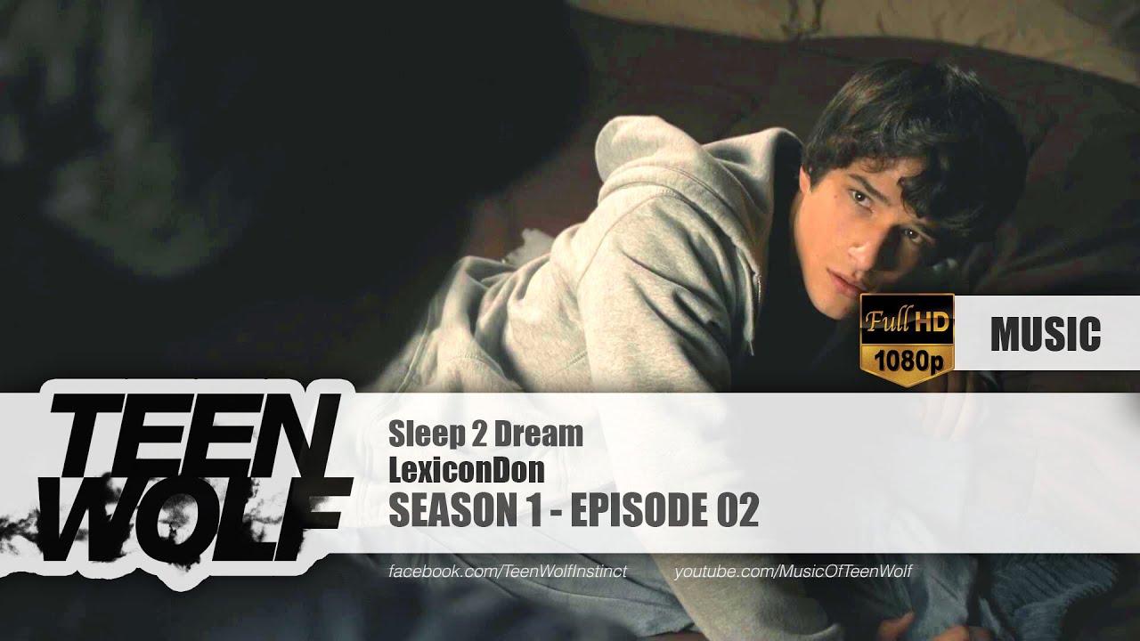 lexicondon sleep 2 dream