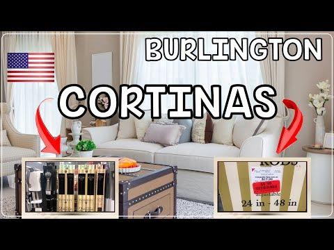 Cortinas em Orlando com Preços Incríveis para sua Casa | Tour na Burlington