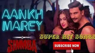 Aankh Marey | Ranveer Singh, Sara Ali Khan | by Super Hit Songs