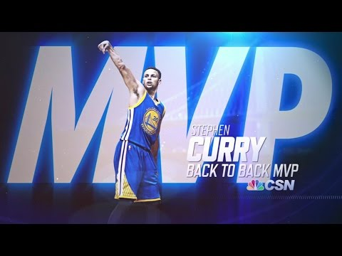 STEPHEN CURRY 2015-2016 MVP Award Full Press Conference