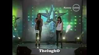 Yo Soy 03-04-13 Casting HA ASH [Yeissi y Christel Moina] Yo Soy Temporada 2013 [03/04/13]