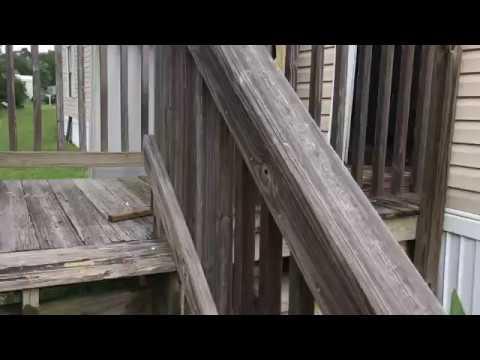 We Buy Houses Charleston - Walkthrough of New SWMH in Premier Summerville MHP