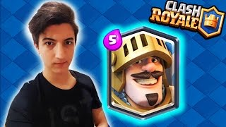 İLK Clash Royale VİDEOM