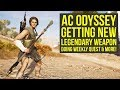 Assassin's Creed Odyssey Stream - Getting New Legendary Weapon, Weekly Quest & More (AC Odyssey)