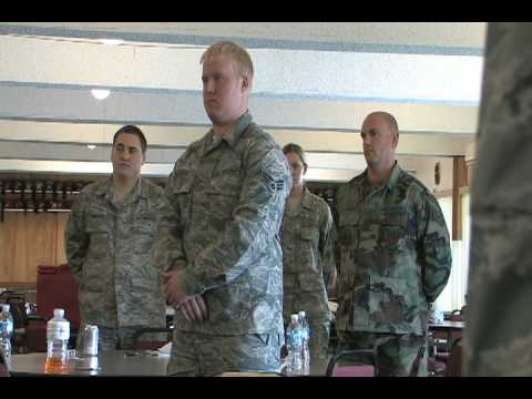 Chief of National Guard Bureau Visits Fargo Flood sites