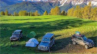 OFFROAD in Italien | 4X4 Adventure | Geländewagen Tour | Teil 1 | Project History