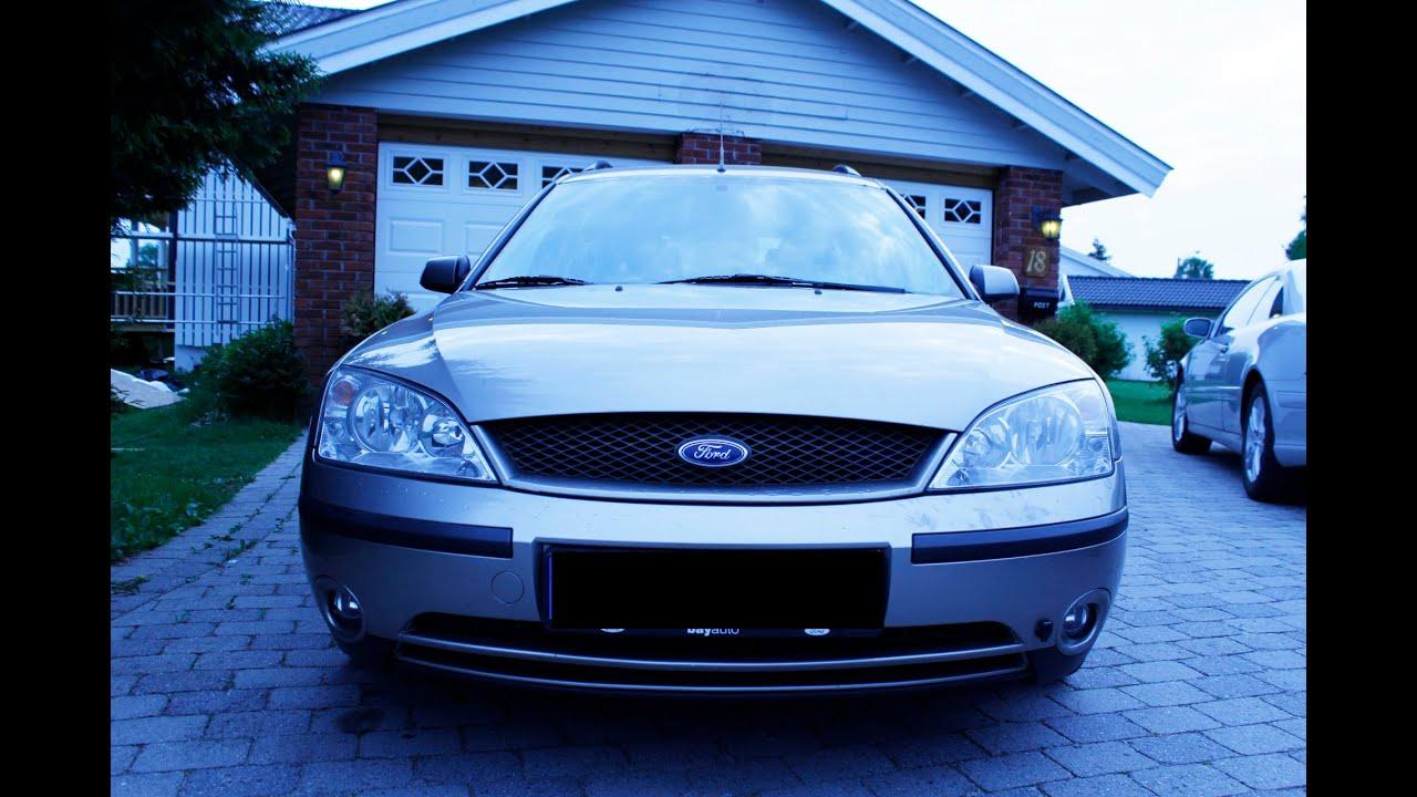 Ford Mondeo Hvordan Bytte Luftfilter 2 0 Diesel 2000