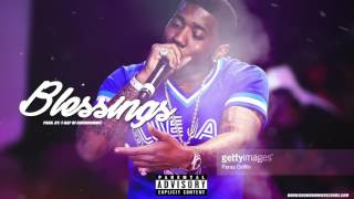 YFN Lucci Type Beat 2017 - Blessings [Prod By: @Kingdrumdummie]