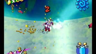 Super Mario Sunshine (GC) Shine Sprite 30 - Noki Bay - Red Coins in a Bottle