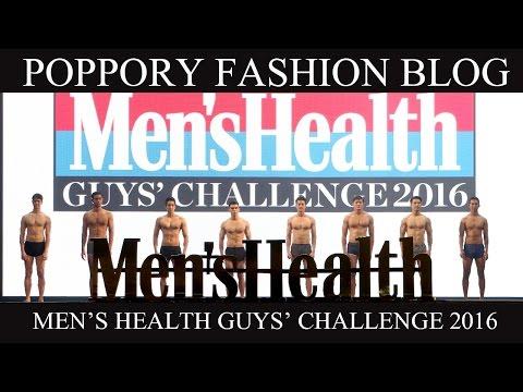 [Fashion Show] Men's Health Guy's Challenge 2016