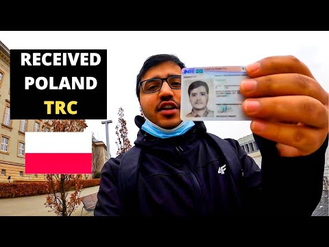 I FINALLY RECEIVED MY POLAND TEMPORARY RESIDENCE PERMIT| POLAND TRC| INDIANS IN POLAND| WROCLAW VLOG