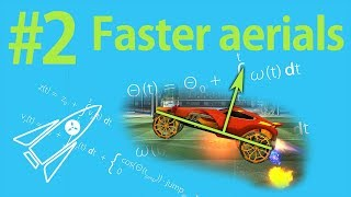 Perfect fast aerials through science! - Rocket Science Applied #2