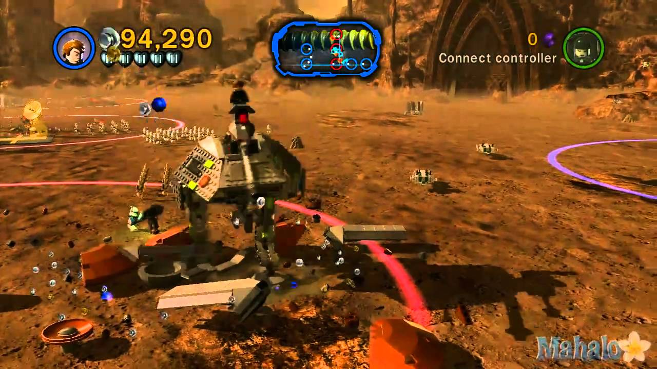 Lego star wars iii the clone wars vehicle info - Lego Star Wars Iii The Clone Wars Count Dooku Chapter 5 Weapons Factory Part 3 Youtube