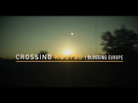 Cultural Routes Bloggers' trip  - Crossing Routes Blogging Europe 2016