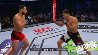 Demian Maia BJJ Takedown Highlights