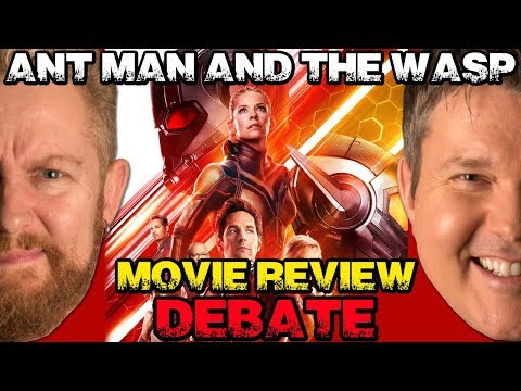 ANT MAN AND THE WASP Movie Review - Film Fury
