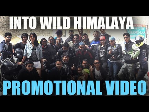 INTO WILD HIMALAYA - India Guided Motorcycle Tours - Manali - Ladakh