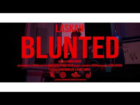 LASKAH - Blunted (Official Music Video) prod. by Laskah