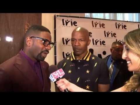 Irie Weekend - Jamie Foxx, Omar Benson Miller, DJ Irie